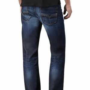 Diesel Larkee Wash ORZ29 Relaxed Straight Leg